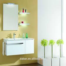 Aluminium Bathroom Cabinets Jisheng Wall Corner Metal Aluminium Edge Bathroom Vanities