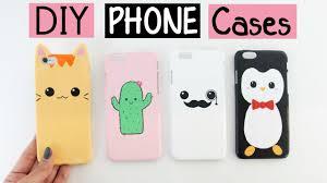 Cute Easy Designs Diy Phone Cases Four Cute Easy Designs