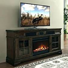 corner tv fireplace stand home depot