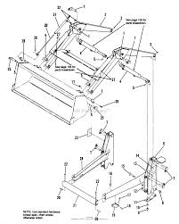 Simplicity 1691309 front loader parts diagrams dresser front end loader parts front end loader diagram