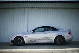 CLK 63 Black Series by Weistec Goes 290 km/h (181 mph) in the ...