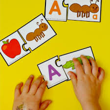 They aid in building an interactive educational environment. Preschool Phonics Centers Stay At Home Educator
