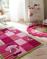 bedroom delightful image of girl decoration using pink and green flower area rugs including solid wood