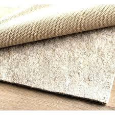 8x10 rug pad basics felt latex non slip rug pad reviews