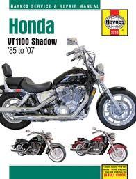 honda shadow vt service manual honda shadow honda shadow vt 1100 service manual