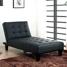 reclining chaise lounge chair indoor. reclining chaise lounge chair medium image for black leather upholstered convertible sleeper bed indoor