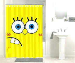 waterproof fabric shower curtain full size of funny face canada
