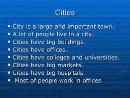 country vs city life essay  country vs city life essay