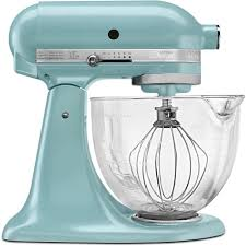 Designer Kitchen Aid Mixers Kitchenaid Artisan Designer 5 Qt Sea Glass Stand Mixer Ksm155gbsa