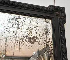 mercury glass mirror. Mercury Glass Mirror Century