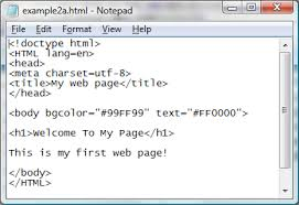 css number format example example 2 html computing and ict