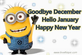 goodbye december hello january. Goodbye December Hello January Intended