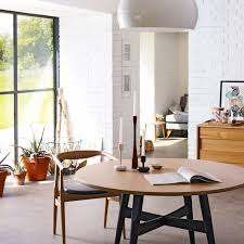 oak hans j wegner the u 6 seater dining table from our dining tables range at john lewis
