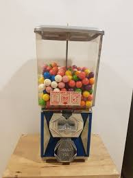AA Vending Machine Amazing AA Co USA Gumball Machine From The 48nd Half Of The 480th Century