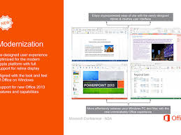 Leaked Office For Mac 2015 Screenshots Look Just Like The