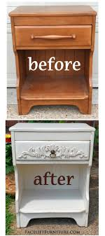distressed white wood furniture. Top 62 Superb Black Brown Nightstand White Wood Dresser Furniture Paint Distressed Design