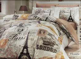 bedding design paris themed shes crafty bedroom full