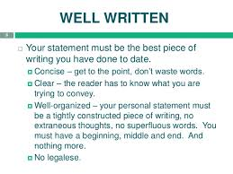 personal statement Archives   LSAT Blog Personal Statement Letter   This handout provides information about writing  personal statements for academic and other