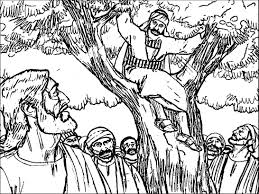 Click the jesus meets zacchaeus coloring pages to view printable version or color it online (compatible with ipad and android tablets). Jesus And Zacchaeus Coloring Page Home Free Printable Pages Artrage Sound Files Pdfs Annotate Of Wallpapers Wordart List View Application Name Template Oguchionyewu
