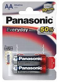 <b>Батарейка Panasonic</b> Everyday Power <b>AA</b>/LR6 — купить по ...