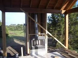 back to considerate prefab outdoor fireplace