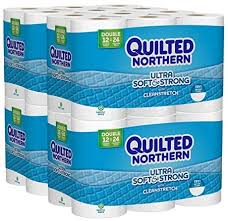 Amazon - Save $6 on Quilted Northern Toilet Paper with new coupon & We've got two new high-value coupons for $6 off Quilted Northern Toilet  Paper. This Quilted Northern Ultra Soft & Strong Double Rolls Toilet Paper,  ... Adamdwight.com