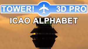 You can also listen to air traffic control facilities from around the world at websites including liveatc.net learn the phonetic alphabet. Tower 3d Pro The Phonetic Icao Nato Alphabet Tutorial Youtube