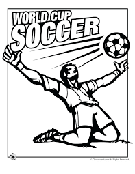 Soccer Coloring Sheet I Love Soccer Coloring Pages For Kids Coloring