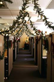 christmas themes for the office. Office Christmas Decorating Themes That Image Decoration Storage Cabinets Preceding For The