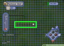 image titled delete walls in sims 2 step 13