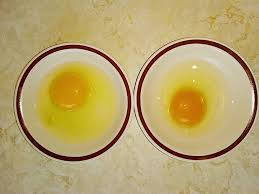 Egg Yolk Colour Chart What An Egg Yolks Color Can Tell You About Its Nutritional