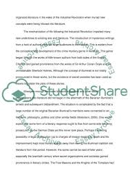 illuminati in english literature research paper illuminati in english literature essay example