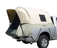 Rightline Gear 110730 Full-Size Standard Truck Bed Tent, 6.5-Feet ...