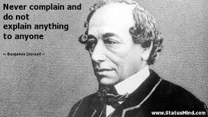 Benjamin Disraeli Quotes at StatusMind.com - Page 4 - StatusMind.com via Relatably.com