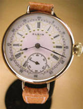 antique elgin wristwatch repair mechanical elgin wrist watch 1916 elgin wrist watch fixed lug case