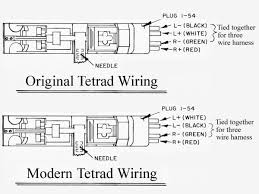 cartridge substitution help! Turntable Cartridge Wiring Diagram with the tetrads currently available, the output voltage can be determined by needle choice as phono cartridge wiring diagram