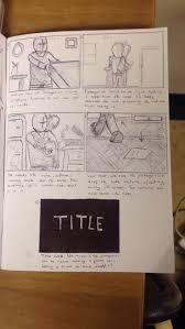 Script Storyboard Delectable Martin McDonnell A48 Storyboard