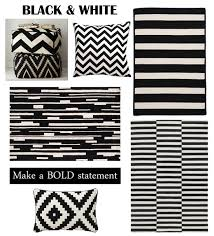get the look clockwise from top left west elm zig zag floor pouf