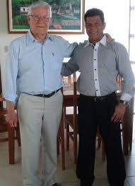 O Matemático Valdivino Sousa em visita ao Frei Venildo Trevisan – A  Psicanálise em foco
