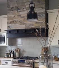 ... 40 Kitchen Vent Range Hood Design Ideas_10 ...
