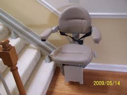 L Bruno Stair Lift Installation