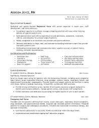 Nursing Resume Sample Nursing Resume Resumes Sample Resume Nursing