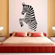 Zebra Living Room Decor Online Buy Wholesale Zebra Stripe Room Decor From China Zebra
