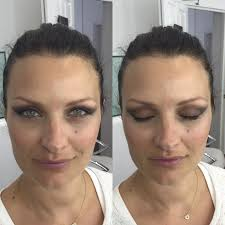 the day i was most looking forward to as i am aiming my work to be towards brides and bridal parties and occasion make up