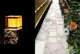 oriental outdoor lighting. Plain Outdoor Interior Interesting Japanese Outdoor Lighting 6 On Oriental A