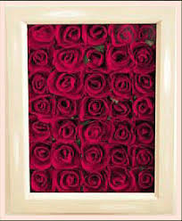 Great idea for dried roses