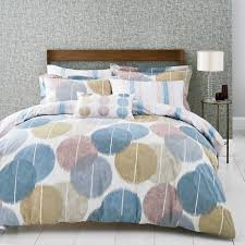 circulo super kingsize duvet cover set sky tap to expand