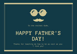 Customize 1 700 Fathers Day Card Templates Online Canva