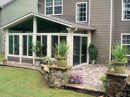 Perfect Sunrooms And Patios To Move In Sunroom Factory Throughout Concept Ideas