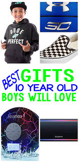 gifts 10 year old boys